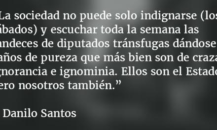 """""""Maquialelos"""". Danilo Santos."""