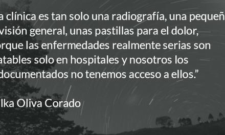 Miseria en la yugular del capitalismo. Ilka Oliva Corado.