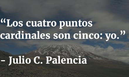 La aduana de los dos puntos en tres aforismos o frases. Julio C. Palencia.