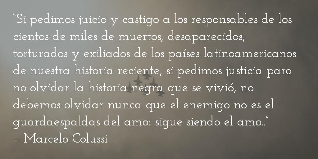 Militares latinoamericanos. Marcelo Colussi.