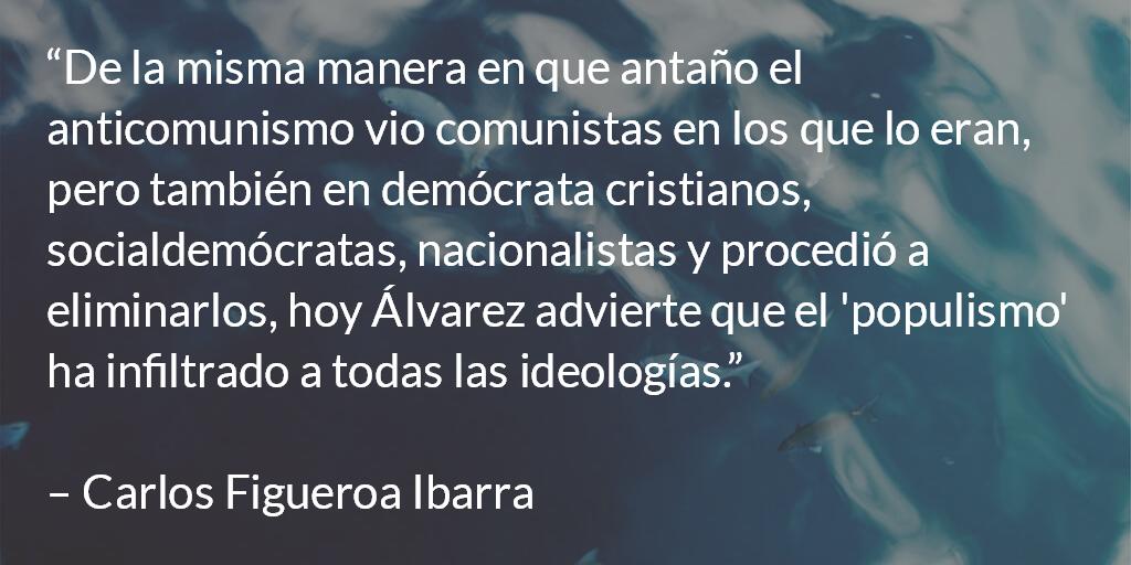 El bonito rostro de la reacción neoliberal. Carlos Figueroa Ibarra.