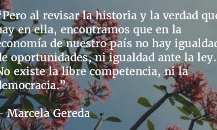 """""""El Chino"""" y la necesidad de construir alternativas al Neoliberalismo. Marcela Gereda."""