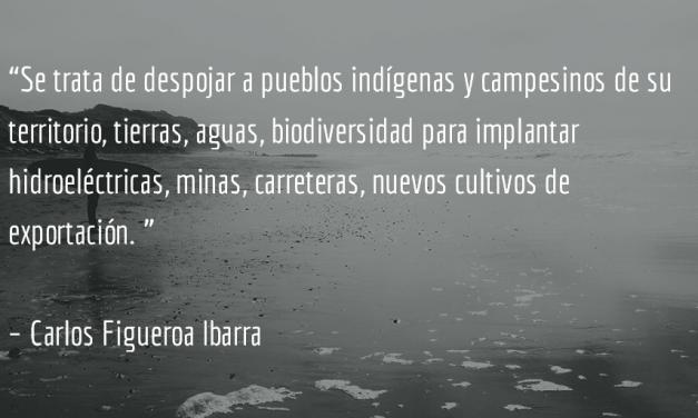 Berta Cáceres, el terror de nuevo signo. Carlos Figueroa Ibarra.