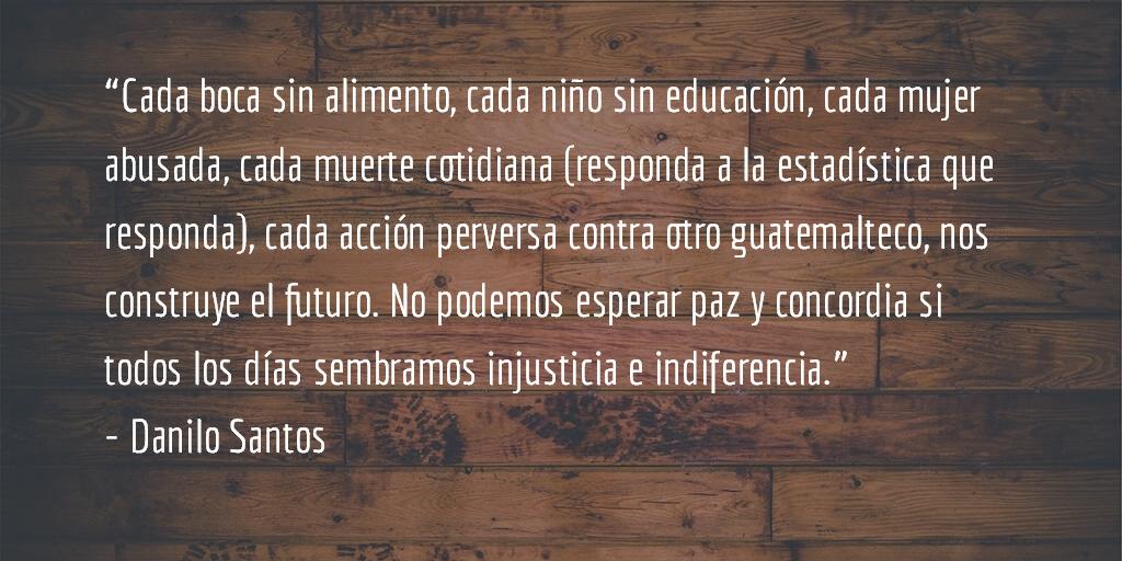A remozar una clase política corrupta. Danilo Santos.