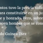 César Barrientos. Gerardo Guinea Diez.