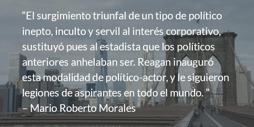 El circo del espanto. Mario Roberto Morales.