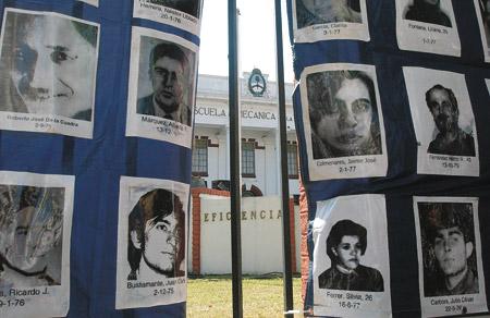 La desaparición y el duelo. Ana María Careaga.