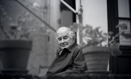 La poesía es un instrumento capaz de excitar la conciencia. Entrevista con Antonio Gamoneda.