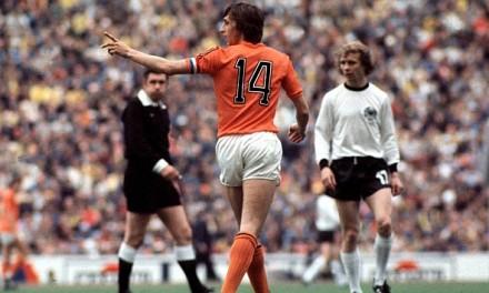 Muere Johan Cruyff, adiós a una leyenda del fútlbol