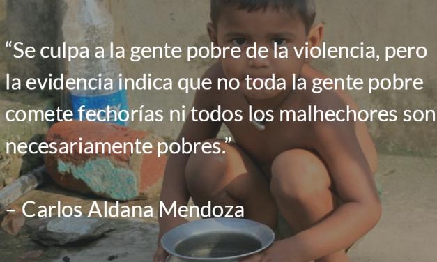A los ojos de un niño. Carlos Aldana Mendoza.