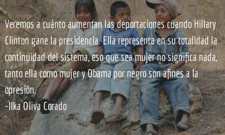 Elecciones e indocumentados en Estados Unidos. Ilka Oliva Corado.