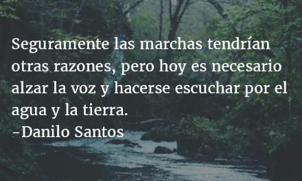 Guatemala profunda: voz del agua y la tierra. Danilo Santos.