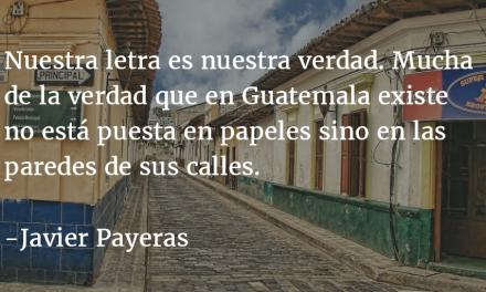 Raya. Javier Payeras.