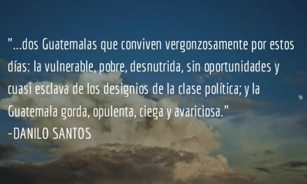 Política de bandidos y piratas… Danilo Santos