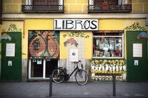 El encanto de las viejas librerías se mantiene intacto. FOTO: FLICKR, ÁLVARO IBÁÑEZ