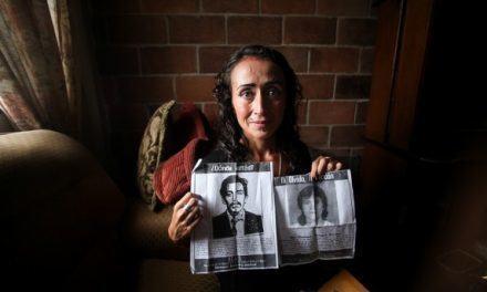 """""""A mis papás no los mataron; ellos viven en mí"""": Elisa Meza Paniagua"""