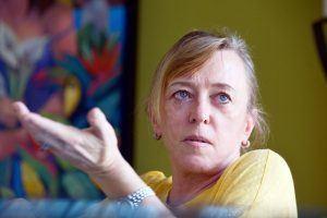 Jody Williams, Premio Nobel de la Paz, 1997
