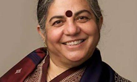 La letra menuda de las guerras por alimentos. Vandana Shiva.