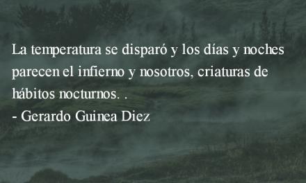 Calores. Gerardo Guinea Diez.