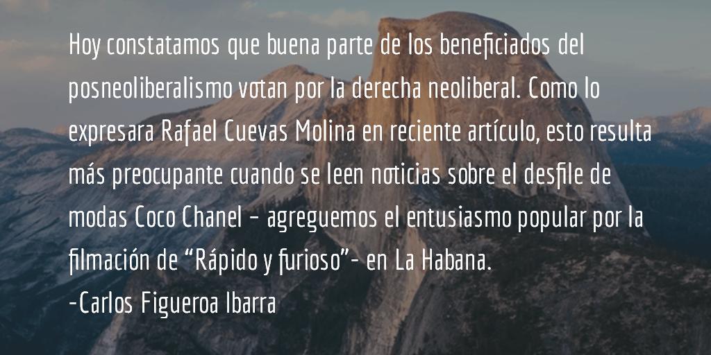 Los gobiernos de izquierda y sus enemigos. Carlos Figueroa Ibarra.