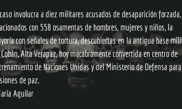 Creompaz I. María Aguilar.