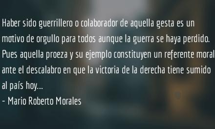 La guerrilla chapina en México. Mario Roberto Morales.