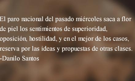 La utopía en Guatemala… Danilo Santos