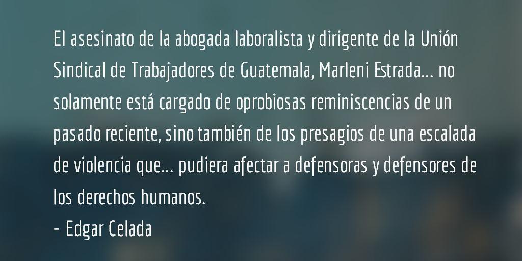 Las convulsiones del sistema. Edgar Celada.