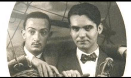 Carta De Salvador Dalí A Federico García Lorca