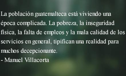 El ABC de nuestros males. Manuel VIllacorta.