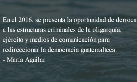 La banda más letal. María Aguilar.