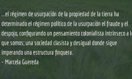 Guatemala: la historia de un fraude y saqueo. Marcela Gereda.