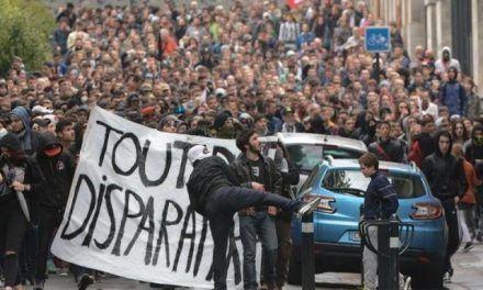 Francia: ¡bienvenida la lucha de clases! Maciek Wisniewski .