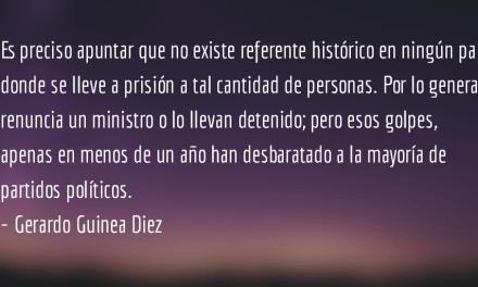 Vértigo. Gerardo Guinea Diez.