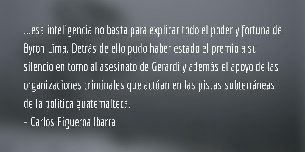 El arte del asesinato político. Carlos Figueroa Ibarra.