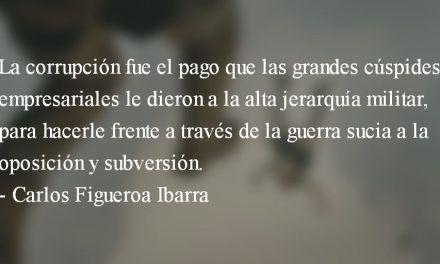 Estado y corrupción. Carlos Figueroa Ibarra.