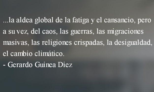 Preguntas. Gerardo Guinea Diez.
