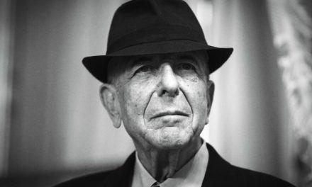 Cómo hablar poesía. Leonard Cohen.