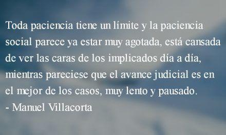 Cicig-oj-mp: el pueblo así lo ve. Manuel Villacorta.