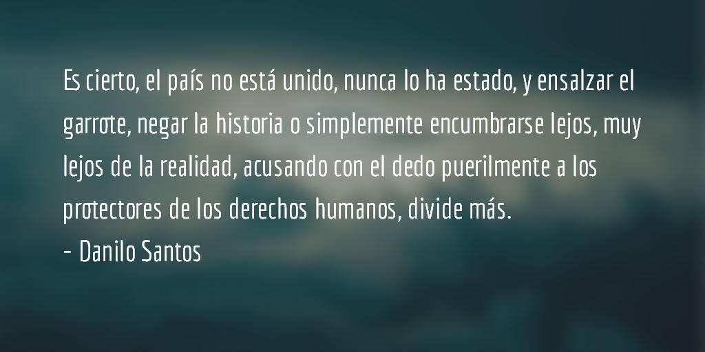 Guatemala es un güisquil… Danilo Santos