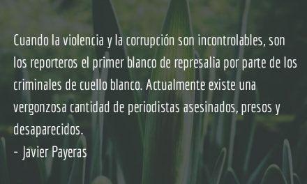 Autodidactas. Javier Payeras.