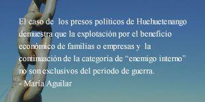 presos politicos huehuetenango