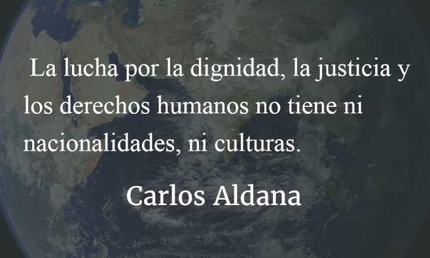 ¿Expulsar extranjeros? Carlos Aldana