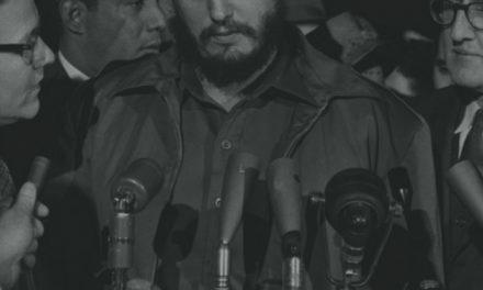 Fidel. Carlos Figueroa Ibarra.