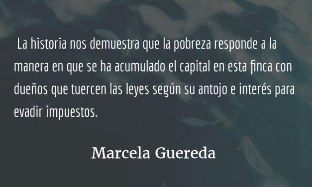 Reforma tributaria tras bambalinas. Marcela Gereda.