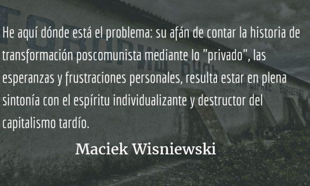 Cómo (finalmente) llegué a amar a Svetlana Aleksiévich. Maciek Wisniewski.