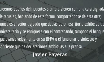 La fuerza de gravedad. Javier Payeras.