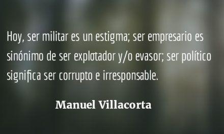 Un pueblo que se destruye a sí mismo. Manuel Villacorta.