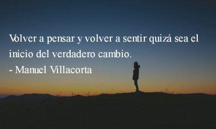 Carta al ciudadano «X» (1).  Manuel Villacorta.