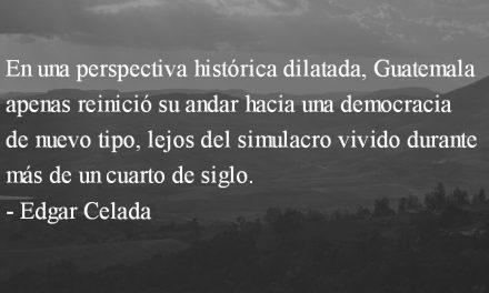 Semana 52. Edgar Celada.